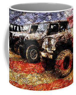 American Jeeps Coffee Mug