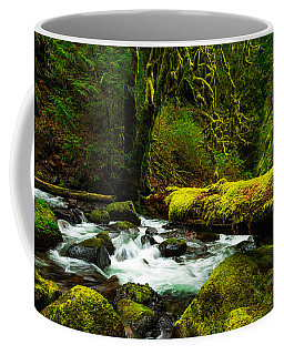 American Jungle Coffee Mug