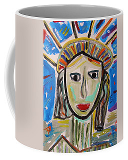 American Lady Coffee Mug