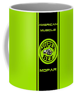 American Muscle - Mopar Coffee Mug