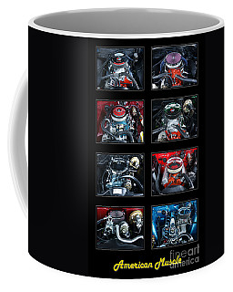 American Muscle Coffee Mug