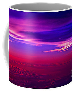 American Sky Coffee Mug by Adam Olsen