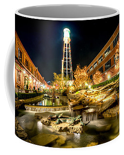 American Tobacco Campus Coffee Mug