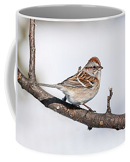 American Tree Sparrow Coffee Mug