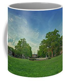 American University Quad Coffee Mug