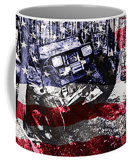 American Wrangler Coffee Mug
