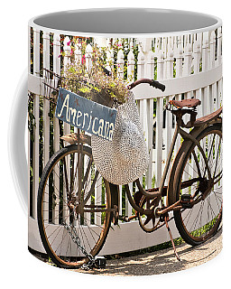 Americana Coffee Mug by Art Block Collections