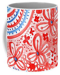 Americana Celebration- Painting Coffee Mug