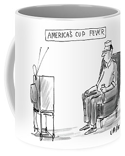 America's Cup Fever Coffee Mug