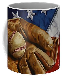America's Pastime Coffee Mug