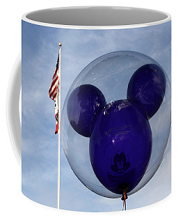 America's Top 2 Coffee Mug by David Nicholls