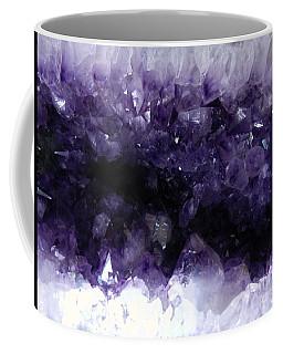 Amethyst Geode Coffee Mug by Amar Sheow
