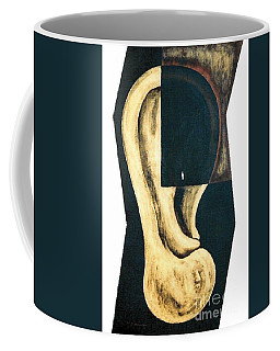 Coffee Mug featuring the painting Amnesia by Fei A