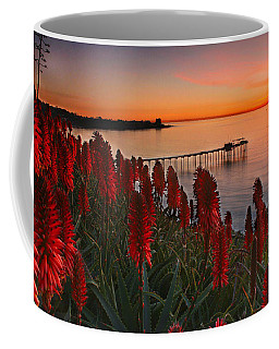 Among The Aloe Coffee Mug