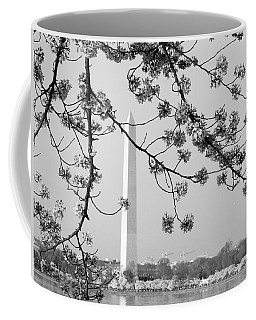 Amongst The Cherry Blossoms Coffee Mug