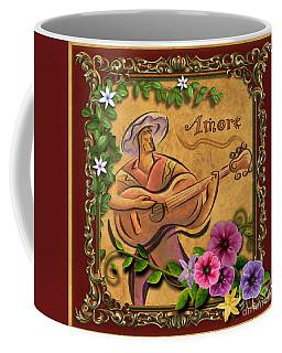 Amore - Musician Version Coffee Mug