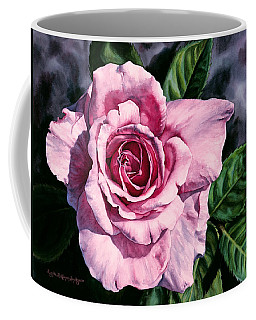 Amoure Coffee Mug by Lynda Hoffman-Snodgrass