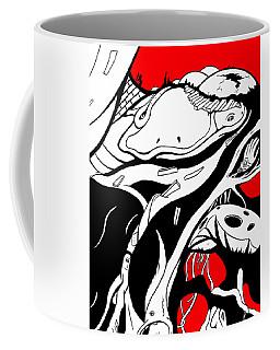 Amphibious Coffee Mug