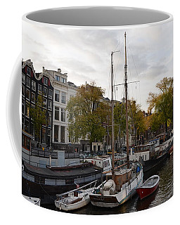 Amstel River Coffee Mug