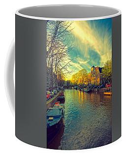 Amsterdam Bright Coffee Mug
