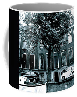 Amsterdam Electric Car Coffee Mug