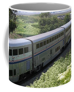 Coast Starlight At Dolan Road Coffee Mug