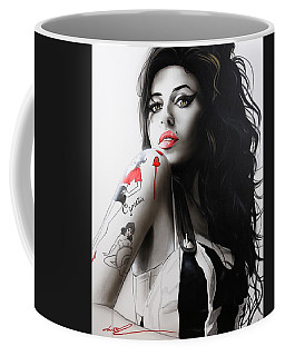 Amy Coffee Mug
