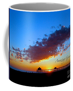 Coffee Mug featuring the photograph Amzing Grace 7 by Margie Amberge