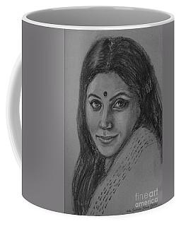 An Actress Coffee Mug