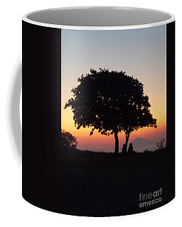 An African Sunset Coffee Mug by Vicki Spindler