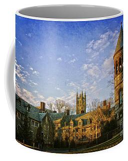 An Afternoon At Princeton Coffee Mug