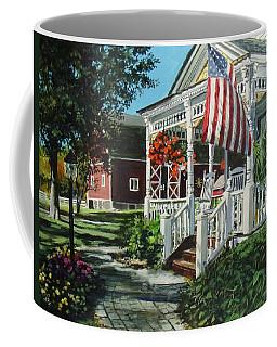 An American Dream Coffee Mug