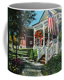 An American Dream Coffee Mug