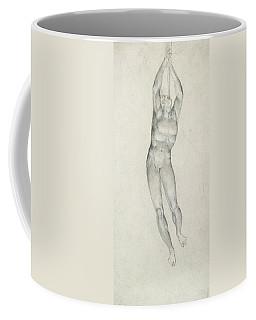 An Angel With A Trumpet Coffee Mug