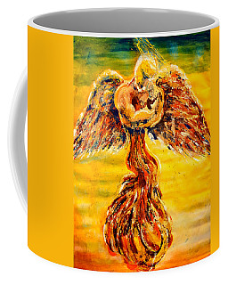 An Angels Love Coffee Mug
