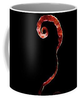 An Apple Peel Coffee Mug