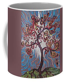 An Enlightened Tree Coffee Mug