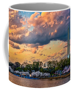 An Evening In Dc Coffee Mug by Christopher Holmes