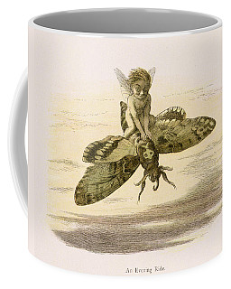 An Evening Ride, Illustration From In Coffee Mug