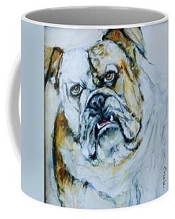 An Impression Of Winston Coffee Mug by Jean Cormier