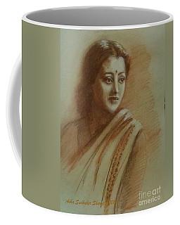 An Indian Actress Coffee Mug