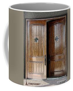 An Invitation Coffee Mug