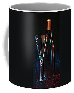 An Invitation To Romance Coffee Mug by Sandi Whetzel