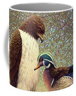 An Odd Couple Coffee Mug