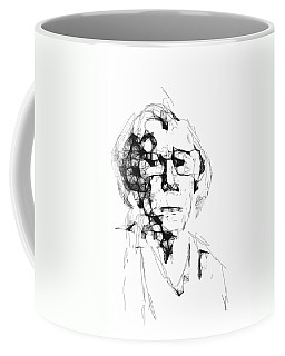 An Old Woman Coffee Mug