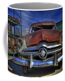 An Oldie Coffee Mug