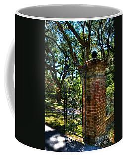 An Open Gate 2 Coffee Mug
