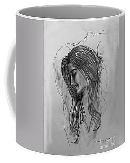An Young Girl Coffee Mug
