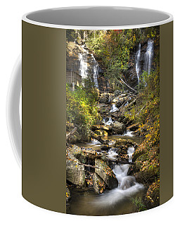 Ana Ruby Falls In Autumn Coffee Mug