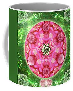 Anahata Rose Coffee Mug